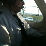 Airplane pilot - author provided image