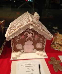 Gingerbread House  - author provided image