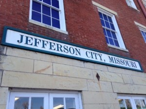 Jefferson City Capitol Building - author provided image