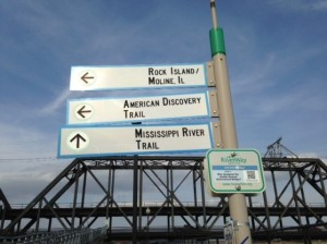 Mississippi Road Signs - author provided image