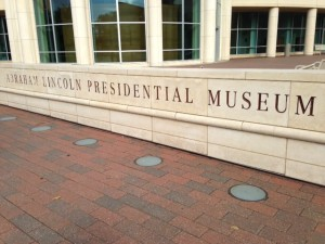 Presidential Library and Museum exterior - author provided image