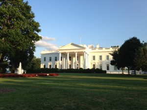 The White House  - author provided image
