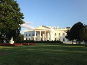 The White House - author provided image
