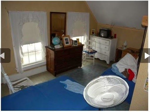 Master Bedroom pre-restoration - author provided image