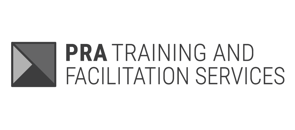 PRA Training and Facilitation Services logo 2x