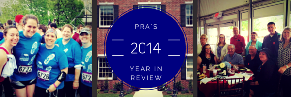 PRA's Year in Review Blog Header