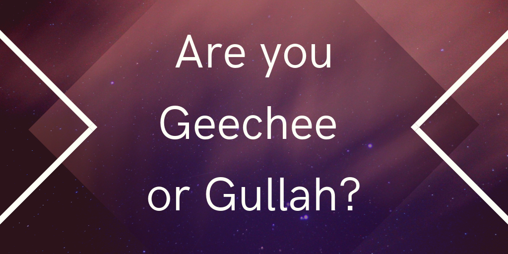 Are you Geechee or Gullah?
