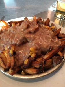 Decadent poutine - author provided image