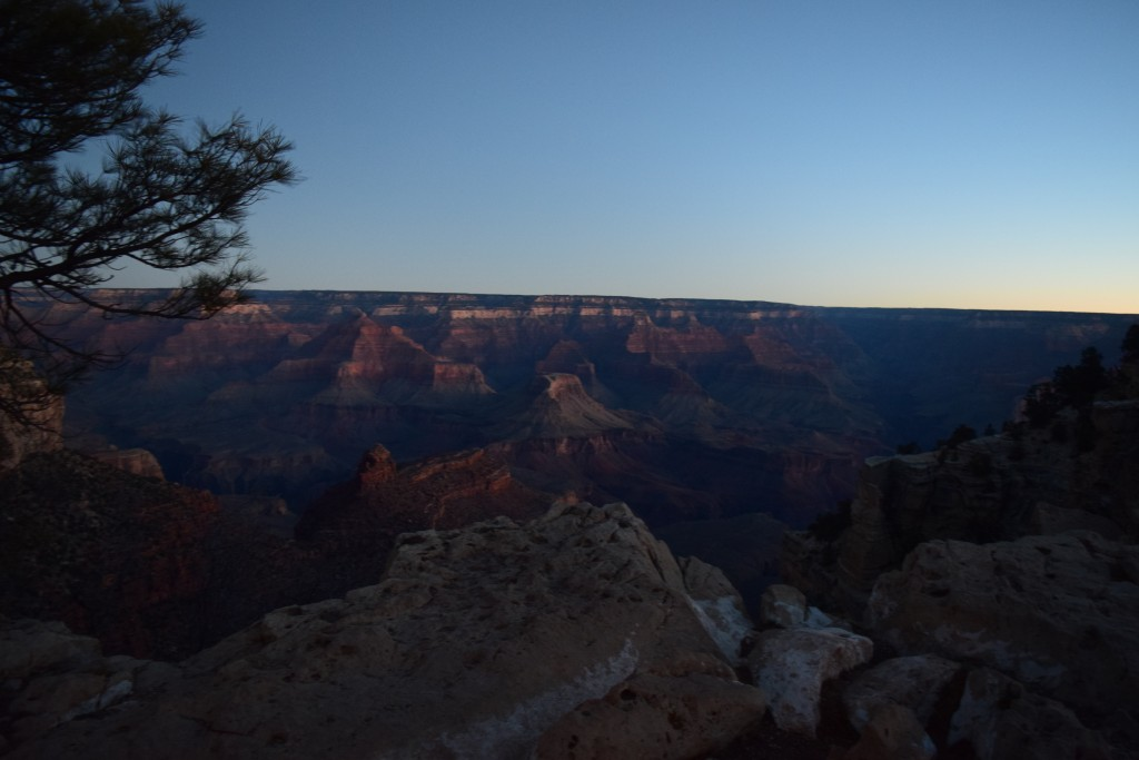 Grand Canyon at Dawn - author provided image