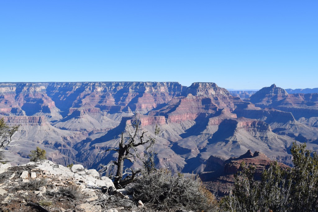 The Grand Canyon - author provided image