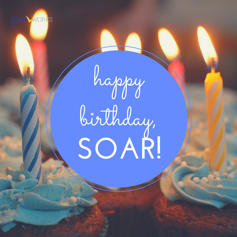 Happy Birthday, SOAR!