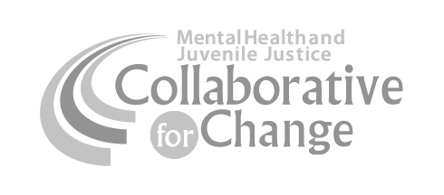 Mental Health and Juvenile Justice Collaborative for Change logo