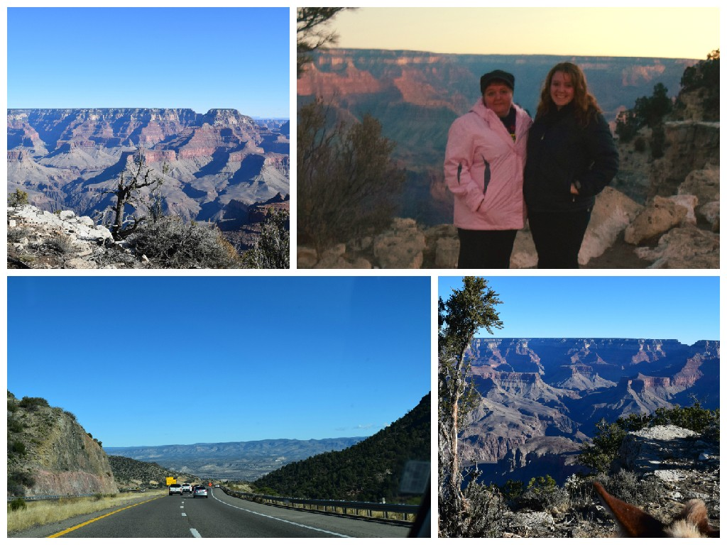 Grand Canyon Collage - author provided image