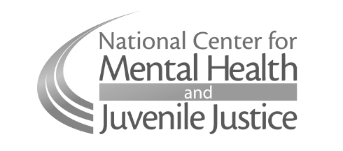 National Center for Mental Health and Juvenile Justice Logo