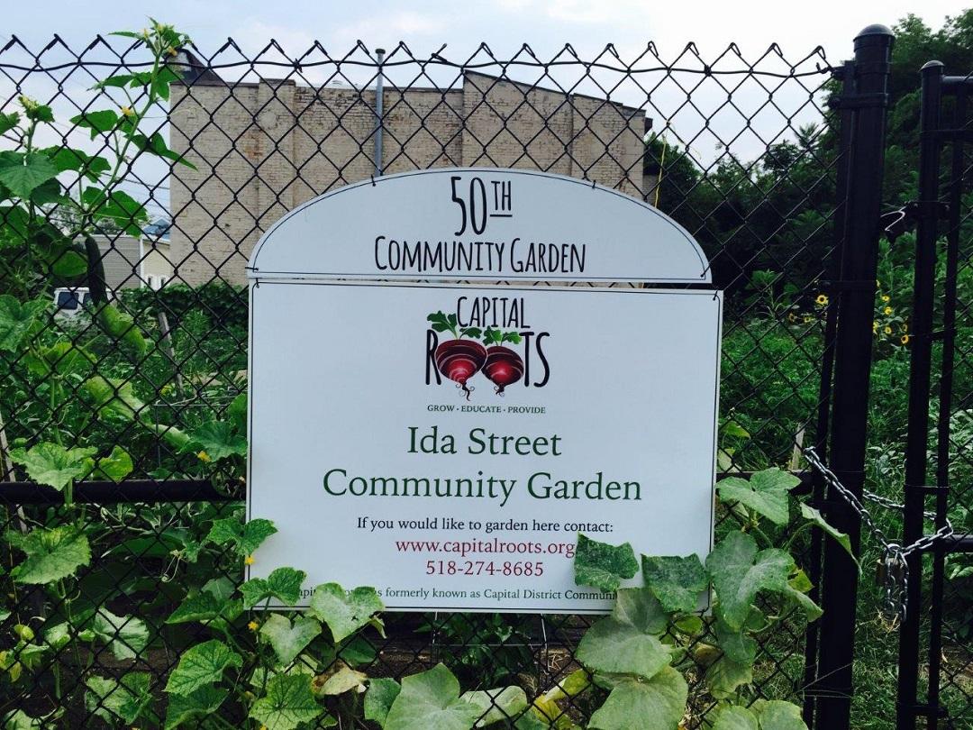Ida Street Community Garden