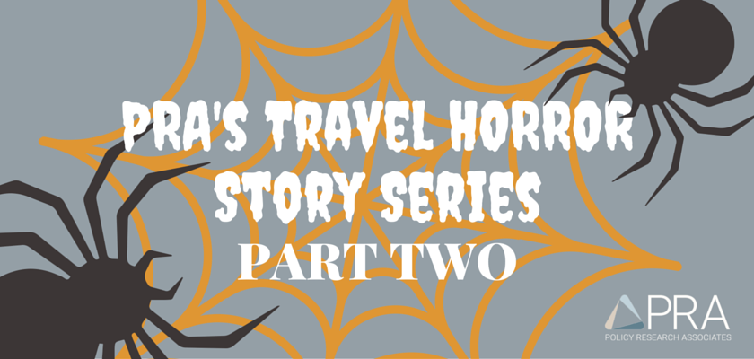 PRA's Travel HORROR Story Series