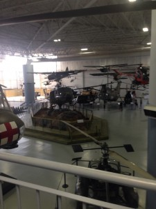Army Aviation Museum - author provided