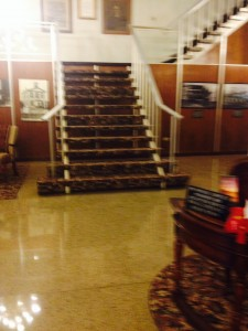 Entrance to LaVerne's Office - author provided image