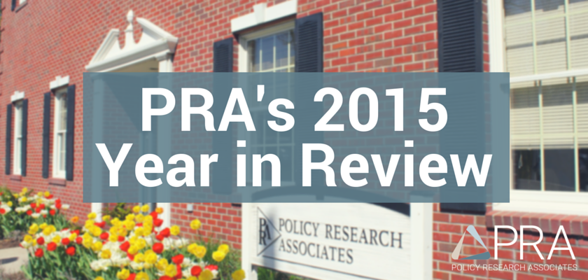 PRA's 2015 Year in Review
