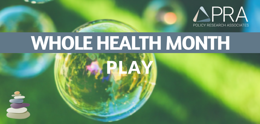 Whole Health Month Play Blog Header