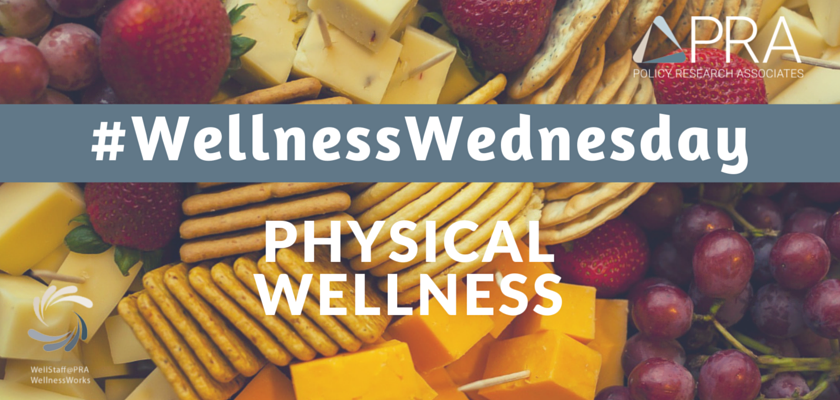 Wellness Wednesday-Cheese and Crackers