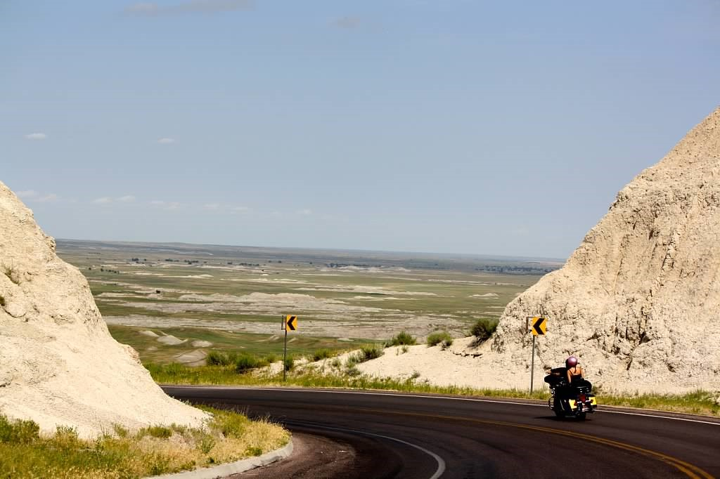 Badlands Highway