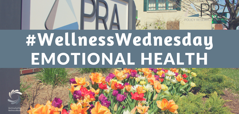 Wellness Wednesday: Emotional Wellness