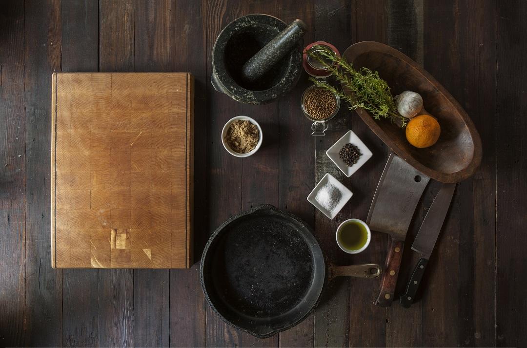 Chef's Materials