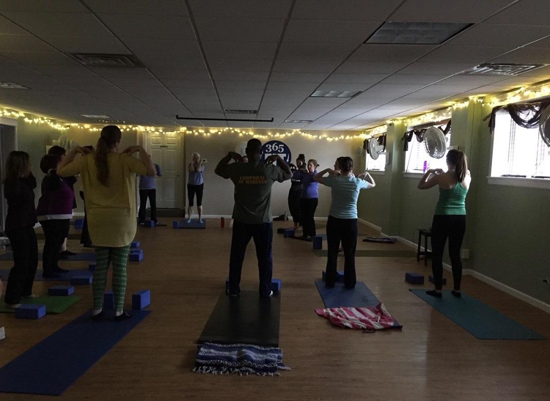 Yoga - RS Division Retreat