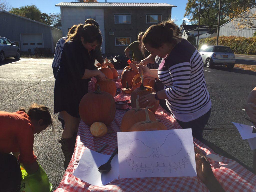 PRA Pumpkin Carvers