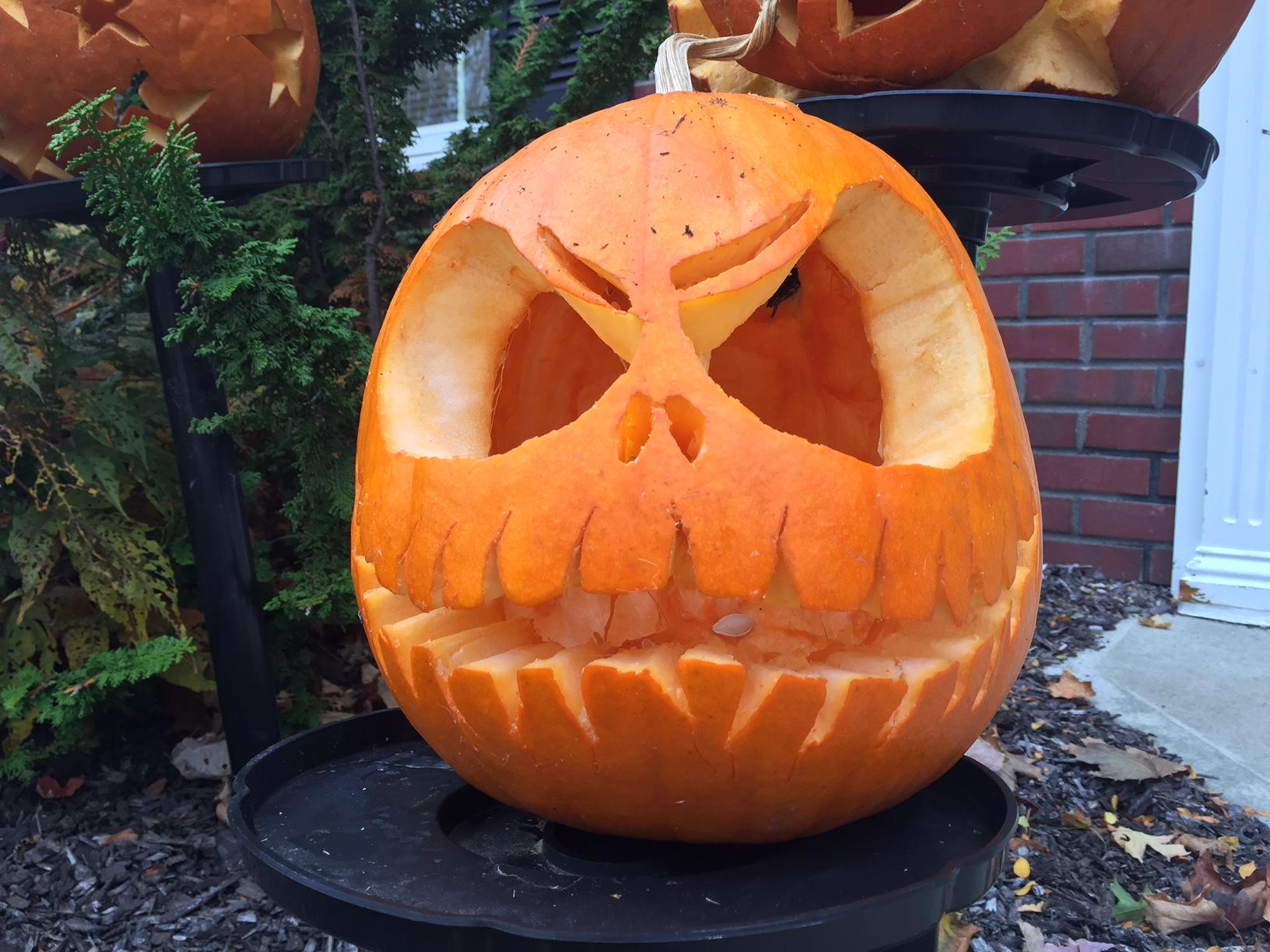 Pumpkin Carving Pra Policy Research Associates