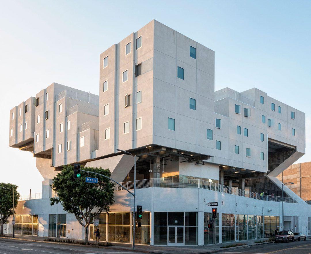 Skid Row Housing Trust's Star Apartments