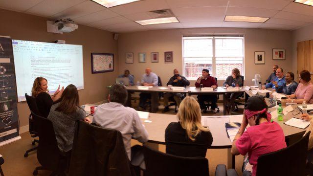 Peer Core Competency Meeting