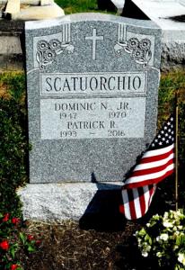 Scatourchio Gravestone