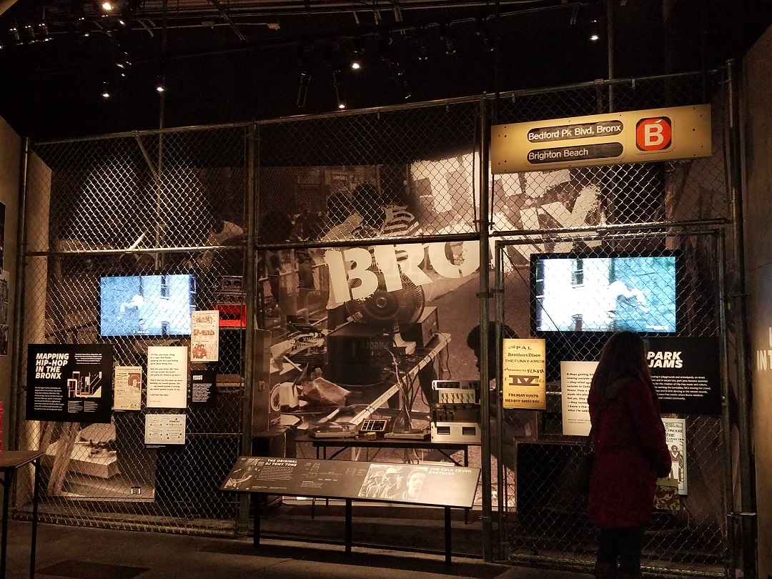 Inside the Museum of African American History and Culture