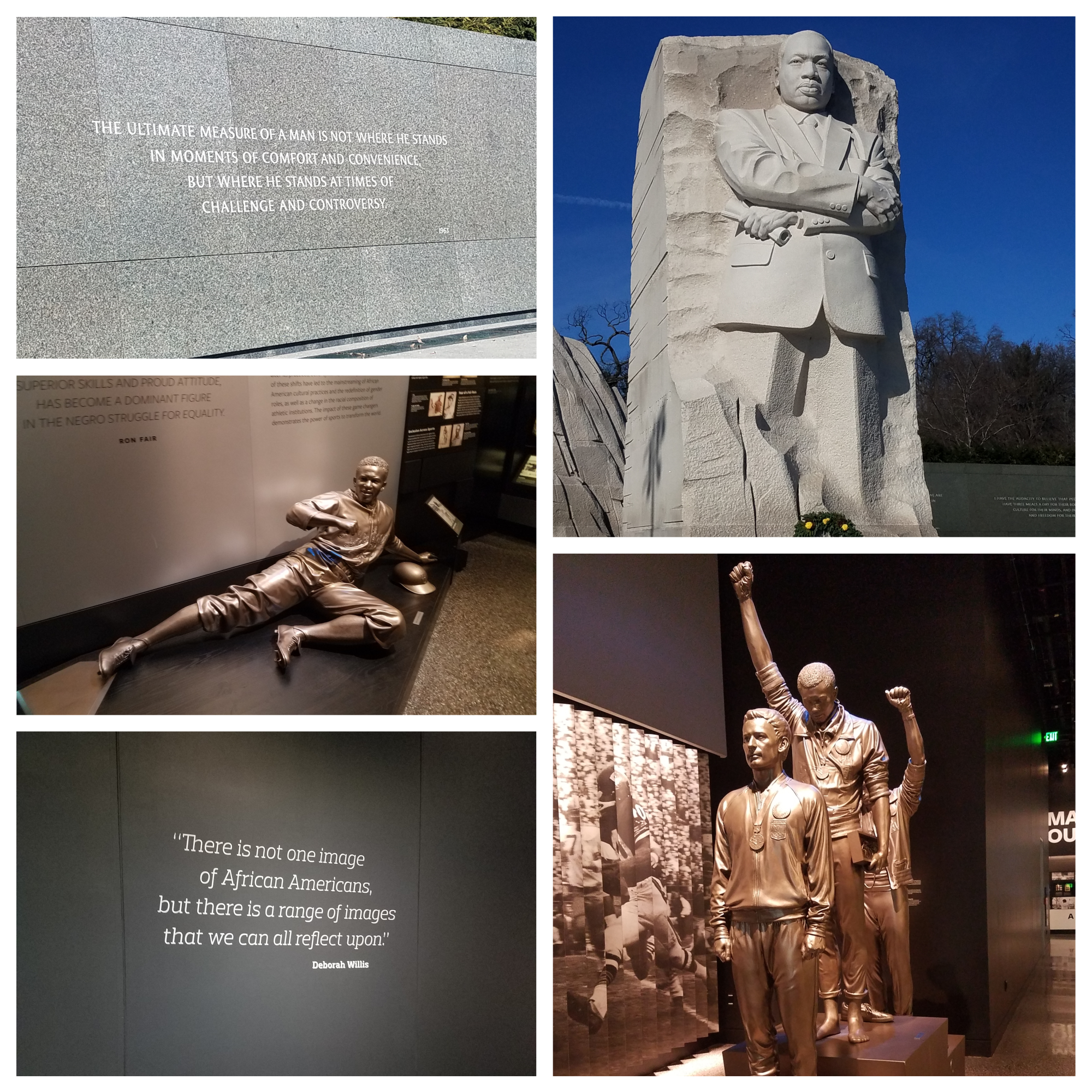 Day of Reflection at the National Museum of African American