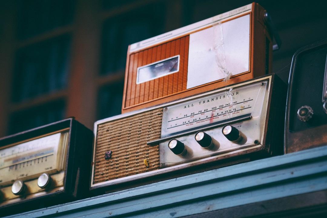 Radio Dial Closeup