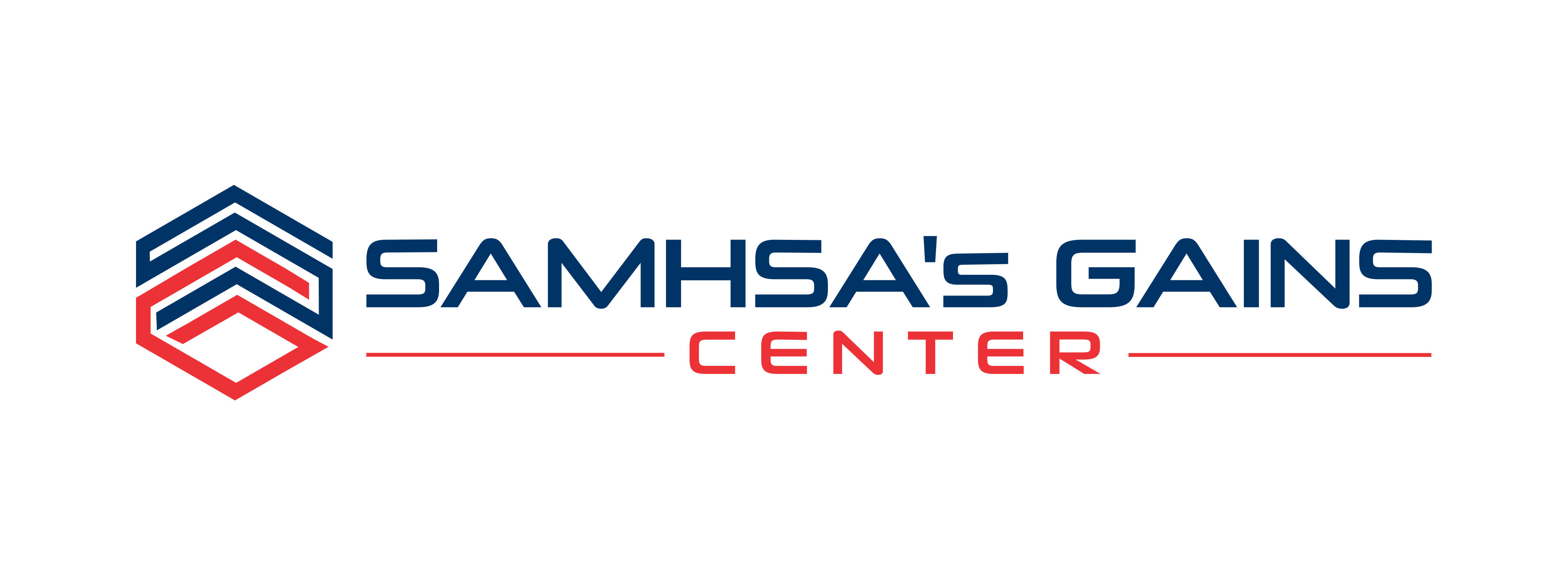 SAMHSA's GAINS Center logo