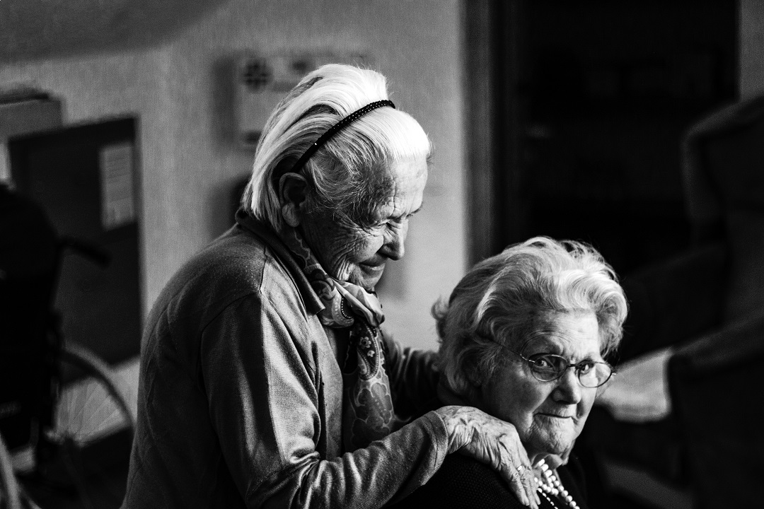 Two Older Women