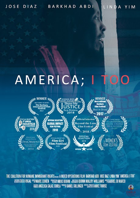 America I Too movie poster