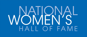 National Women's Hall of Fame Logo