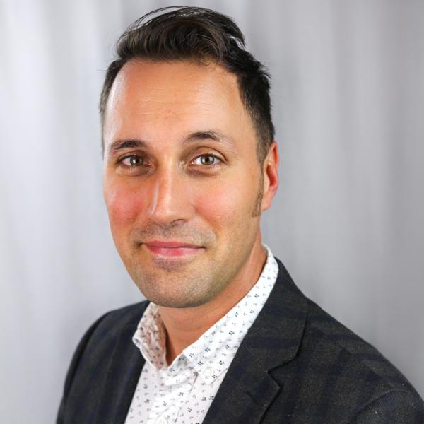 Darren Cosgrove headshot