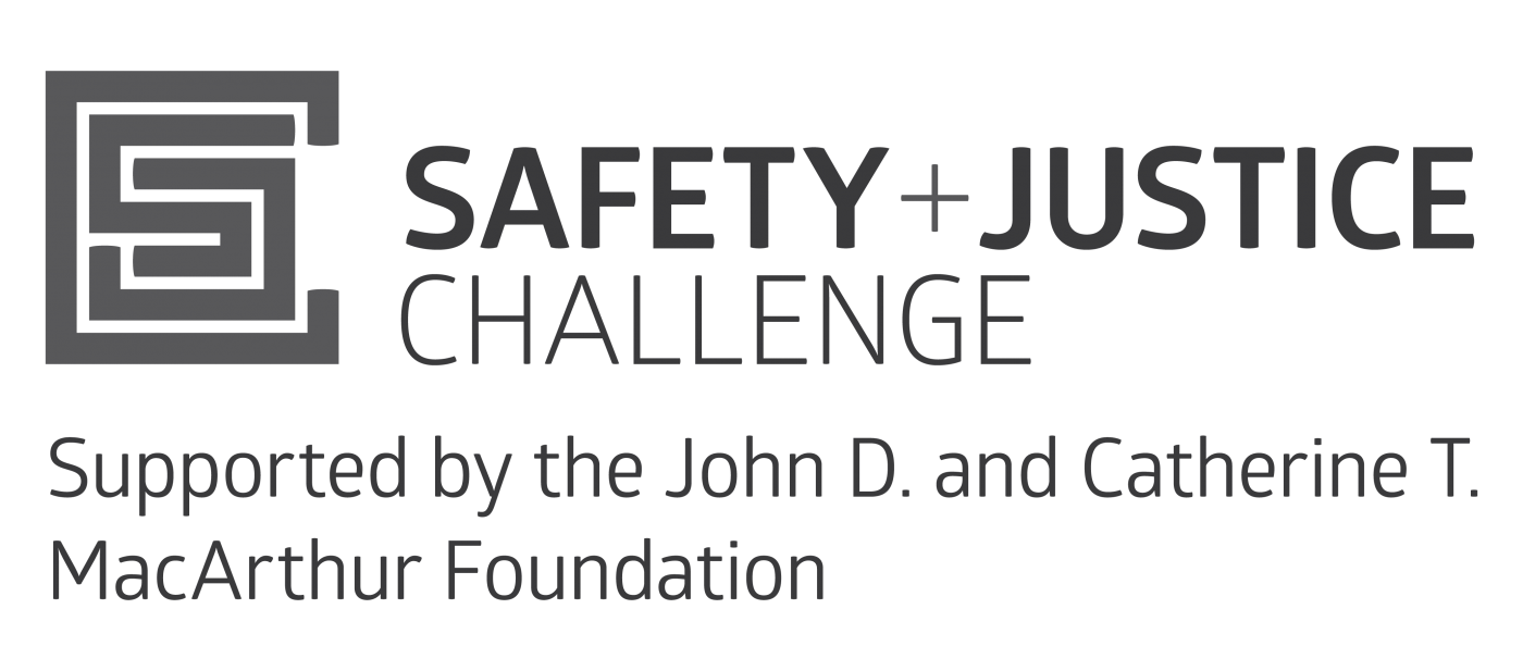 Safety and Justice Challenge logo