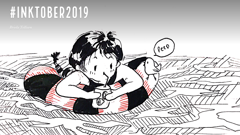 Inktober 2019 Header
