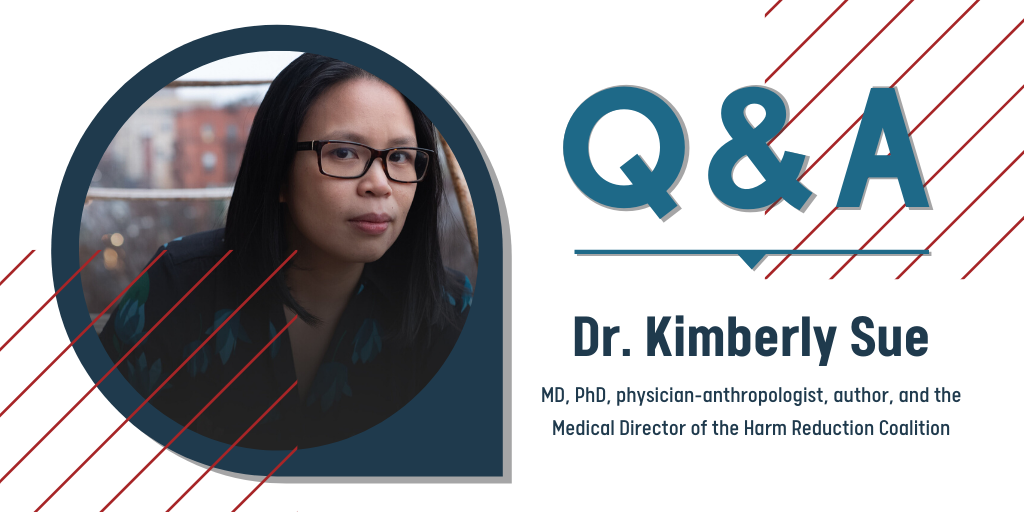 Q&A with Dr. Kimberly Sue