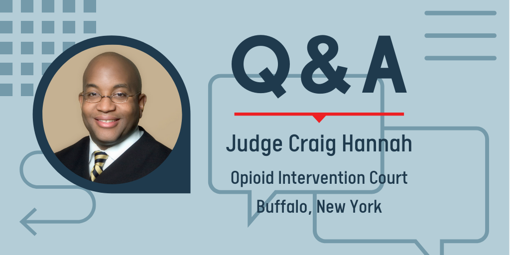 Q&A Judge Craig Hannah