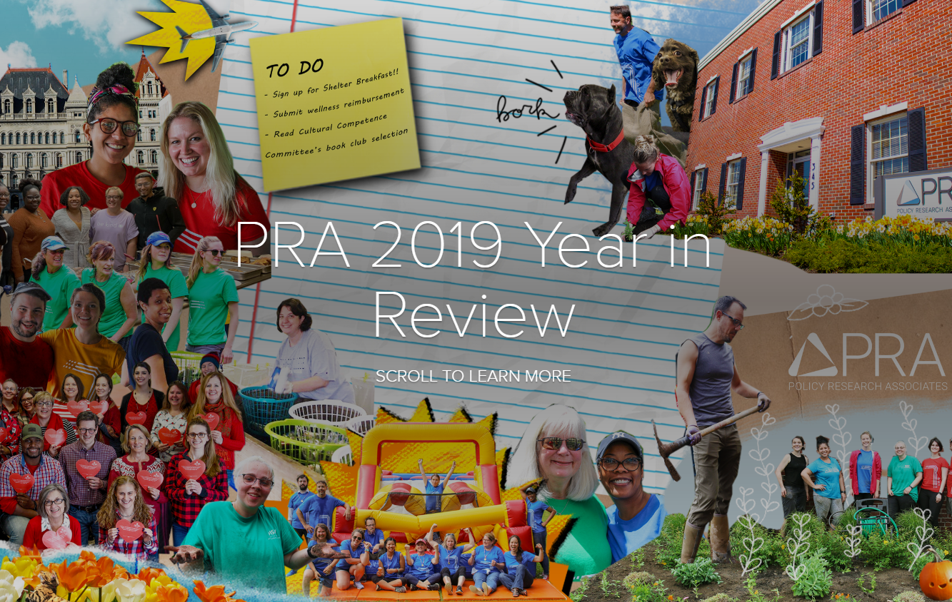 PRA 2019 Year in Review