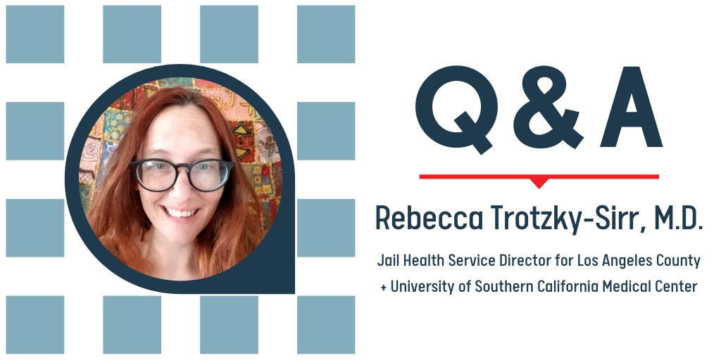 Q&A with Rebecca Trotzky-Sirr, M.D.