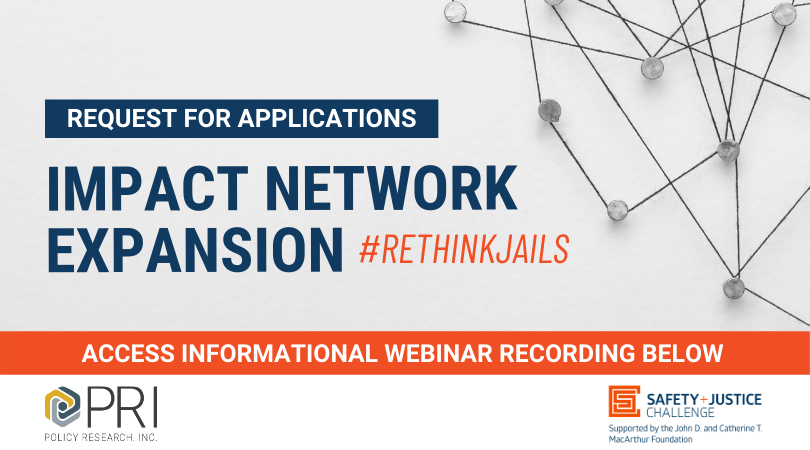 Request for Proposals: IMPACT Network Expansion - Access Webinar Recording Below