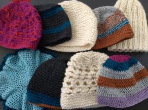 Erika's handmaid hats